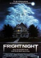 Fright Night - Dutch Movie Poster (xs thumbnail)
