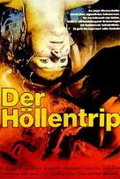 Altered States - German Movie Poster (xs thumbnail)