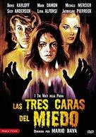I tre volti della paura - Spanish Movie Cover (xs thumbnail)