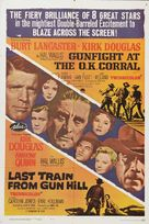 Gunfight at the O.K. Corral - Combo movie poster (xs thumbnail)