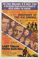 Gunfight at the O.K. Corral - Combo poster (xs thumbnail)