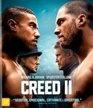 Creed II - Brazilian Movie Cover (xs thumbnail)
