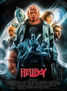 Hellboy - Danish Movie Poster (xs thumbnail)
