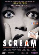 Scream - French DVD movie cover (xs thumbnail)