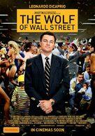 The Wolf of Wall Street - Australian Movie Poster (xs thumbnail)