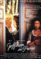 Jefferson in Paris - German Movie Poster (xs thumbnail)