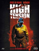 Haute tension - Austrian Blu-Ray cover (xs thumbnail)