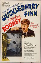 The Adventures of Huckleberry Finn - Movie Poster (xs thumbnail)
