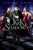 Dark Shadows - DVD movie cover (xs thumbnail)