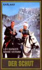 Schut, Der - German VHS cover (xs thumbnail)