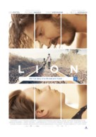 Lion - Lebanese Movie Poster (xs thumbnail)