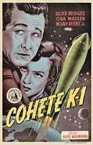 Rocketship X-M - Spanish Movie Poster (xs thumbnail)
