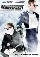 Downhill Racer - German DVD cover (xs thumbnail)