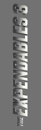 The Expendables 3 - Logo (xs thumbnail)