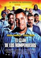 The Longest Yard - Spanish Movie Poster (xs thumbnail)