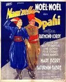 Mam'zelle Spahi - French Movie Poster (xs thumbnail)