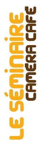 Séminaire Caméra Café, Le - French Logo (xs thumbnail)