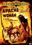 Una donna chiamata Apache - DVD cover (xs thumbnail)