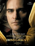 The Immigrant - French Character poster (xs thumbnail)