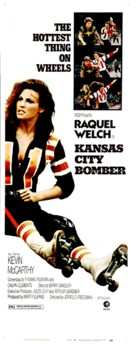 Kansas City Bomber - Movie Poster (xs thumbnail)