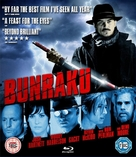 Bunraku - British Blu-Ray movie cover (xs thumbnail)