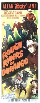 Rough Riders of Durango - Movie Poster (xs thumbnail)