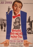 Luv - German Movie Poster (xs thumbnail)