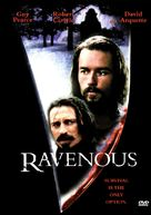 Ravenous - DVD movie cover (xs thumbnail)