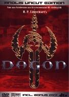 Dagon - German Movie Cover (xs thumbnail)