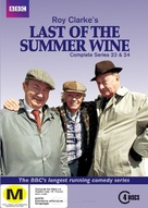 """""""Last of the Summer Wine"""" - New Zealand DVD movie cover (xs thumbnail)"""