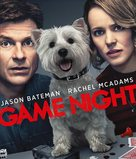Game Night - Blu-Ray movie cover (xs thumbnail)