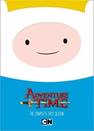 """""""Adventure Time with Finn and Jake"""" - DVD movie cover (xs thumbnail)"""