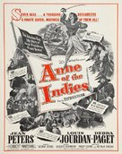 Anne of the Indies - British Movie Poster (xs thumbnail)