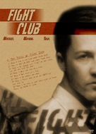 Fight Club - DVD movie cover (xs thumbnail)