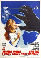 First Man Into Space - Italian Movie Poster (xs thumbnail)