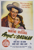 Angel and the Badman - Australian Movie Poster (xs thumbnail)