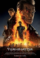 Terminator Genisys - Polish Movie Poster (xs thumbnail)