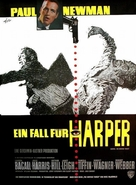Harper - German Movie Poster (xs thumbnail)