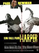 Harper - German Movie Poster (xs thumbnail)