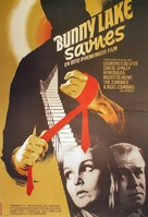 Bunny Lake Is Missing - Danish Movie Poster (xs thumbnail)