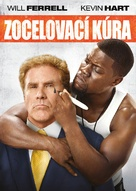 Get Hard - Czech DVD movie cover (xs thumbnail)