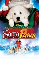 The Search for Santa Paws - DVD cover (xs thumbnail)