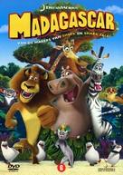 Madagascar - Dutch Movie Cover (xs thumbnail)