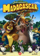 Madagascar - Dutch Movie Cover (xs thumbnail)