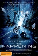 The Happening - Australian Movie Poster (xs thumbnail)