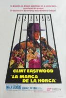 Hang Em High - Argentinian Movie Poster (xs thumbnail)