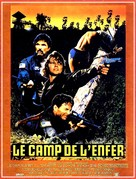 Opposing Force - French Movie Poster (xs thumbnail)