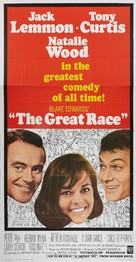 The Great Race - Movie Poster (xs thumbnail)