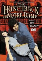 The Hunchback of Notre Dame - DVD cover (xs thumbnail)