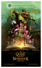 Peter Pan: The Quest for the Never Book - Irish Movie Poster (xs thumbnail)